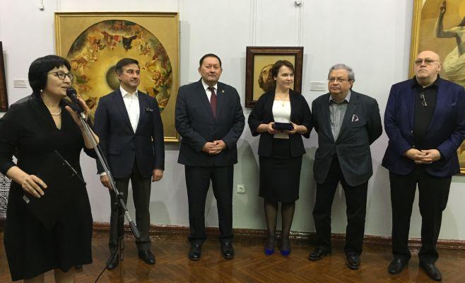 В Казани выставкой Карл Брюллов открылся первый в России филиал Русского музея