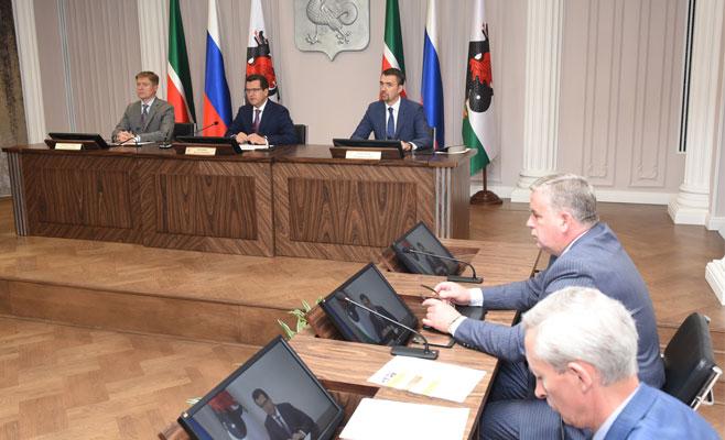 В Казани представили нового председателя комитета по делам детей и молодежи