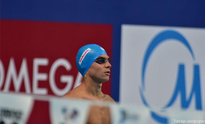 Ревишвили несмог пробиться вфинал 400 метров вольным стилем
