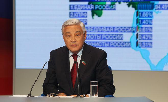 Мухаметшин: Рустам Минниханов откажется отмандата депутата Государственной думы РФ