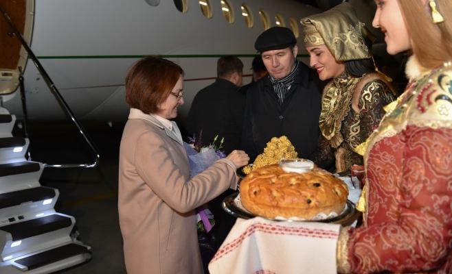 Набиуллина: есть основания для пересмотра суверенного рейтинга РФ