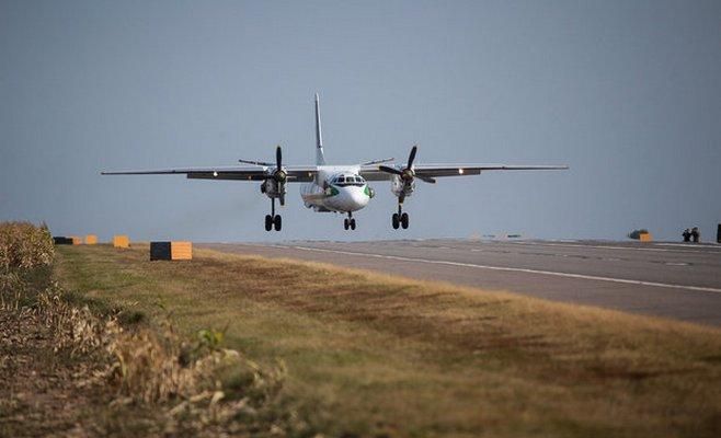 Самолет, летевший изСамары наБайконур, аварийно сел вКазани