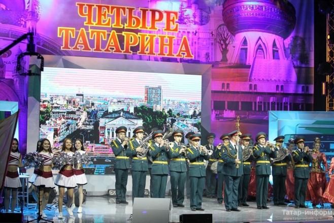 В канун Нового года на экранах Татарстана покажут новый сезон шоу «Четыре татарина»