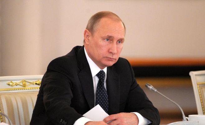 Путин включил статью одопинге вУголовный кодекс
