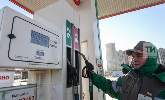 Нефтяные компании Татарстана просят поднять розничные цены набензин