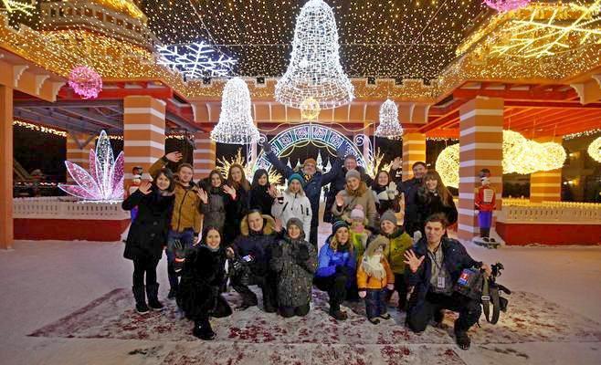 Казанцы поучаствовали в съемках клипа на песню Шнурова к Елкам-5