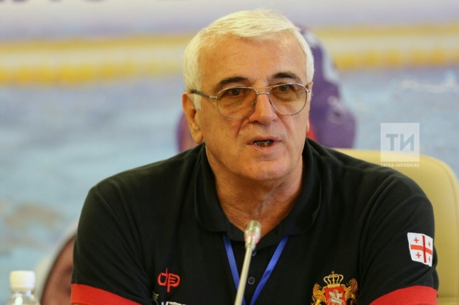 Сборная Грузии поводному поло проиграла Российской Федерации