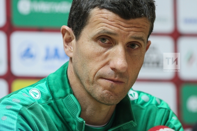 Грасия проинформировал отравме Канунникова перед игрой с«Зенитом»