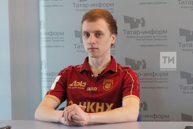 Андрей Коннов представит «Краснодар» начемпионате покиберфутболу вКазани