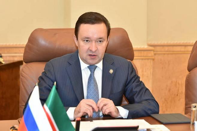 Премьер Татарстана ушел вотставку