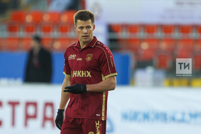 «Урал» победил «Рубин» ивышел вфинал Кубка РФ пофутболу