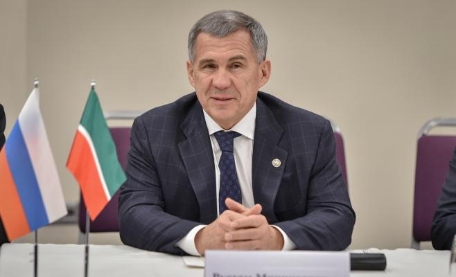 Алексей Песошин возглавил руководство Татарстана