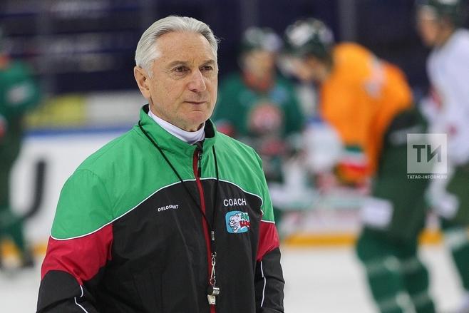 Билялетдинов подписал с«АкБарсом» двухлетний договор