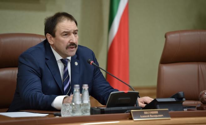Насессии государственного совета РТРустам Минниханов внесет кандидатуру нового премьера