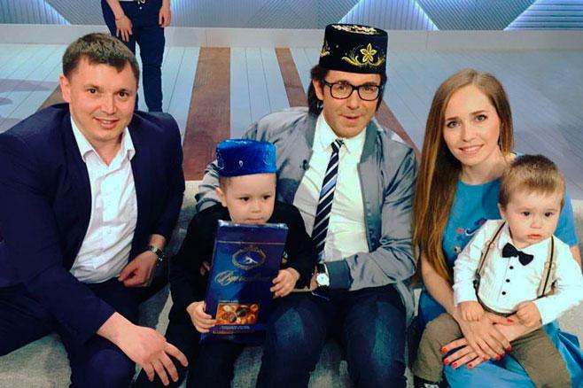 Татарстанец Арслан Сибгатуллин снялся в программе Андрея Малахова