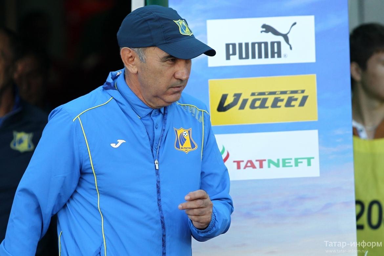 Бердыев ушёл изФК «Ростов», как скоро онпоявится в«Рубине»?