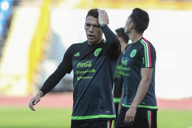 УМексики есть превосходный  шанс напобеду над Португалией— Хуан Карлос Осорио