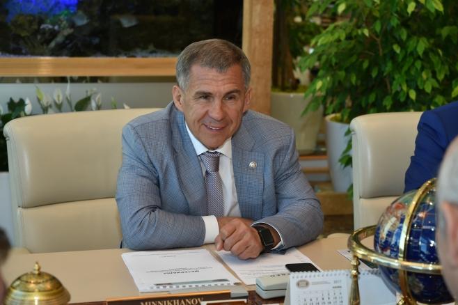 Путин наградил орденом Александра Невского руководителя Туркменистана
