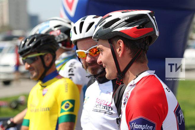 ВКрасноярск прибудет велогонка Red Bull Trans-Siberian Extreme