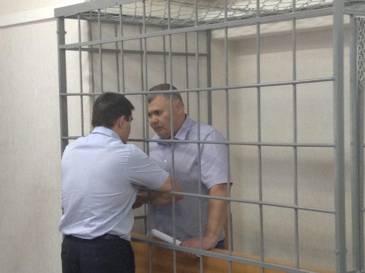 Казанский суд отпустил схваченного начальника «шестого отдела» УВД изавтограда