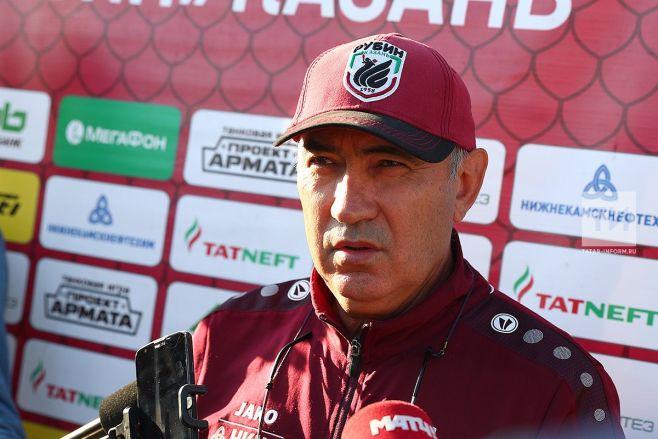 Курбан Бердыев: Мыработаем над позиционной атакой, однако нам нужно время