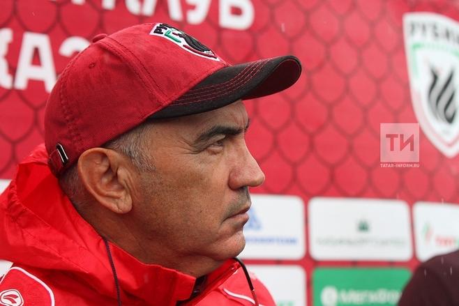 Курбан Бердыев: «Рубину» нужно время