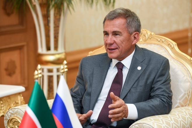 Матвиенко поведала  оподготовке визита В. Путина  вТуркмению
