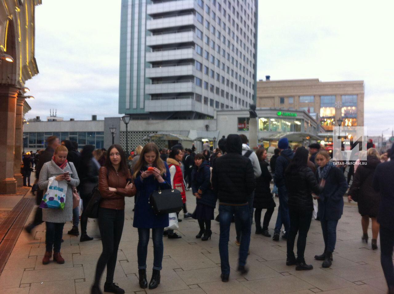 ВКазани эвакуировали аэропорт