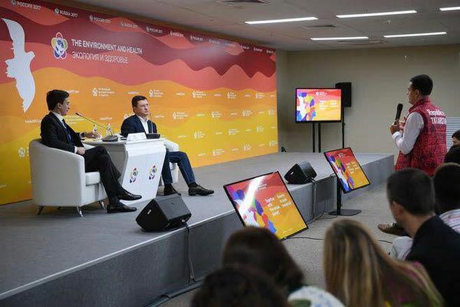 Министр энергетики РФ одобрил инициативу татарстанских участников ВФМС о создании молодежного совета