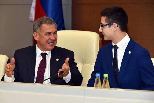Минниханов рассчитывает на«достойные выборы» Российского Президента