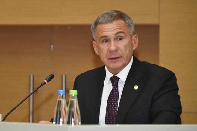 Дагестану стоит поучиться бюджетному планированию уТатарстана— Васильев