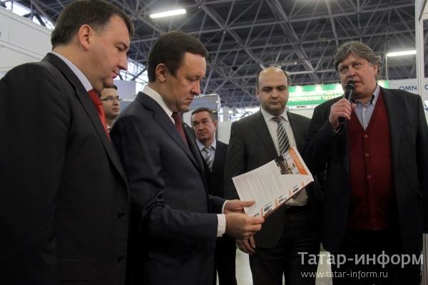 Выставка «ДорТрансЭкспо» в Казани