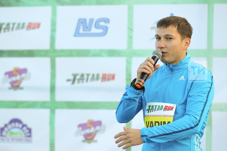 Участникам Казанского государственного полумарафона дали медали сошибкой