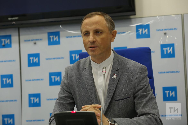 Ректор Болгарской исламской академии Айнур Тимерханов