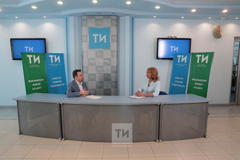 Интервью с Зариповой
