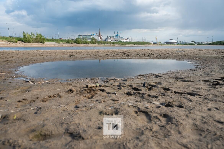засуха в Казани