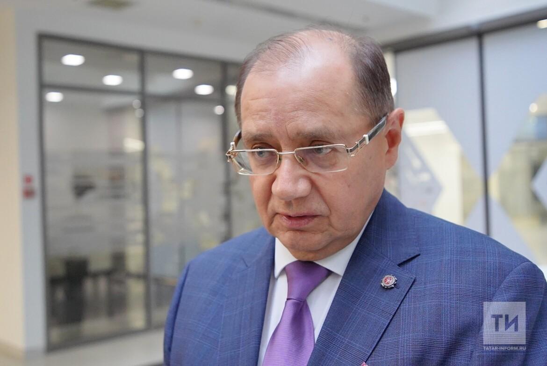 Заместитель председателя Общественной палаты РТ и руководитель Центра общественного наблюдения Мунир Гафиятуллин