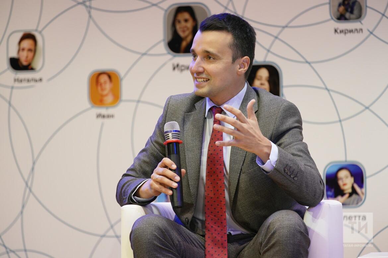 Министр по делам молодежи РТ Тимур Сулейманов