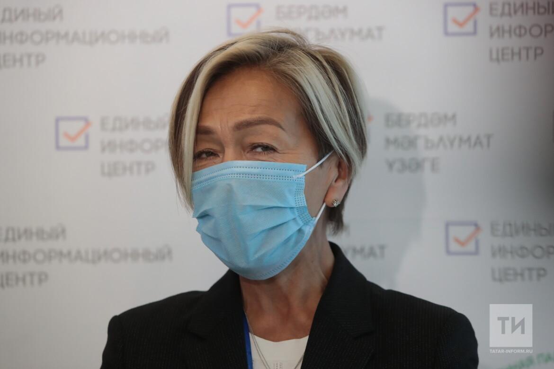 Секретарь ЦИК Республики Казахстан Сабила Мустафина