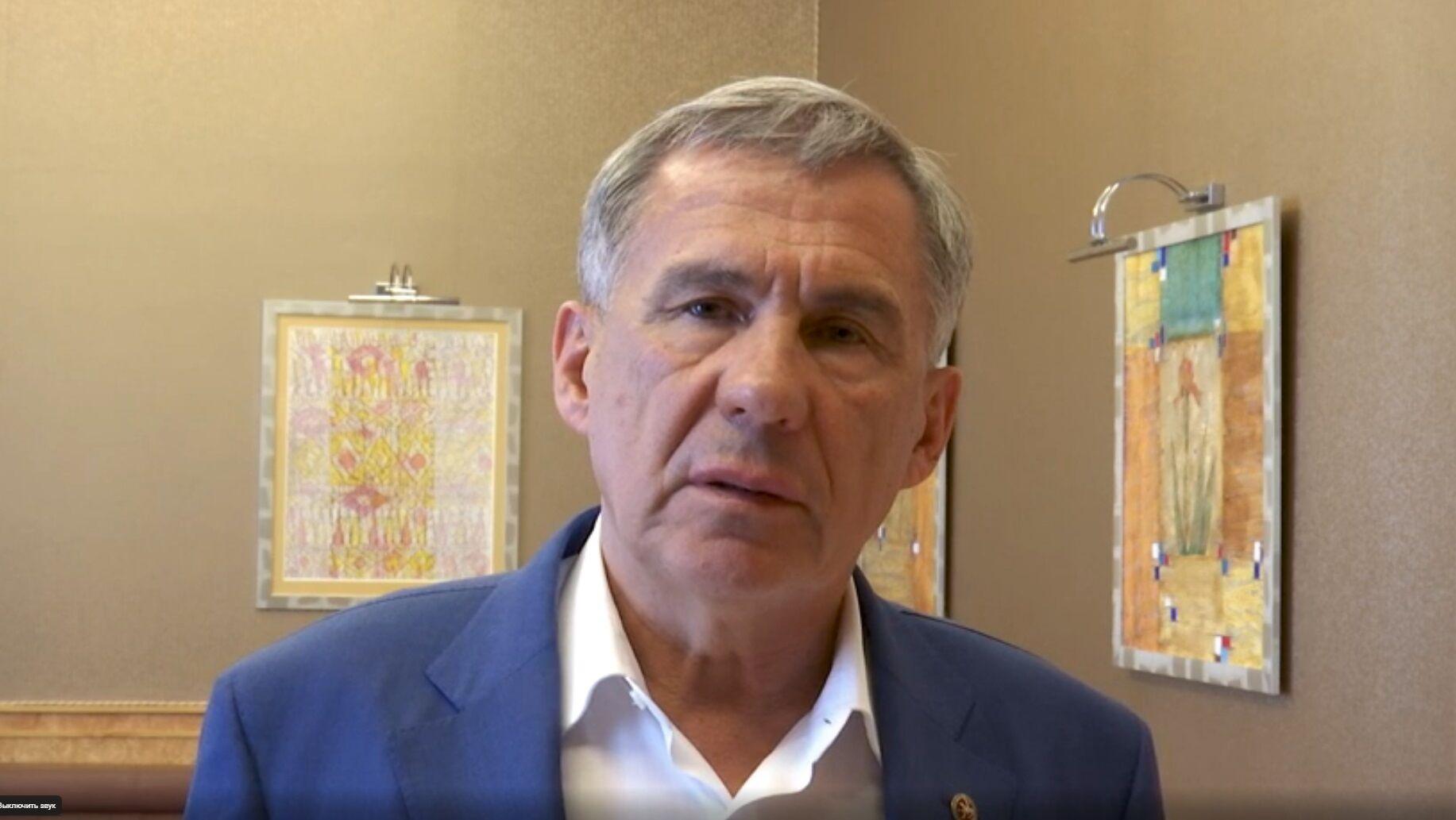 Минниханов: К лечению раненных в Казани при необходимости подключат федеральные медцентры