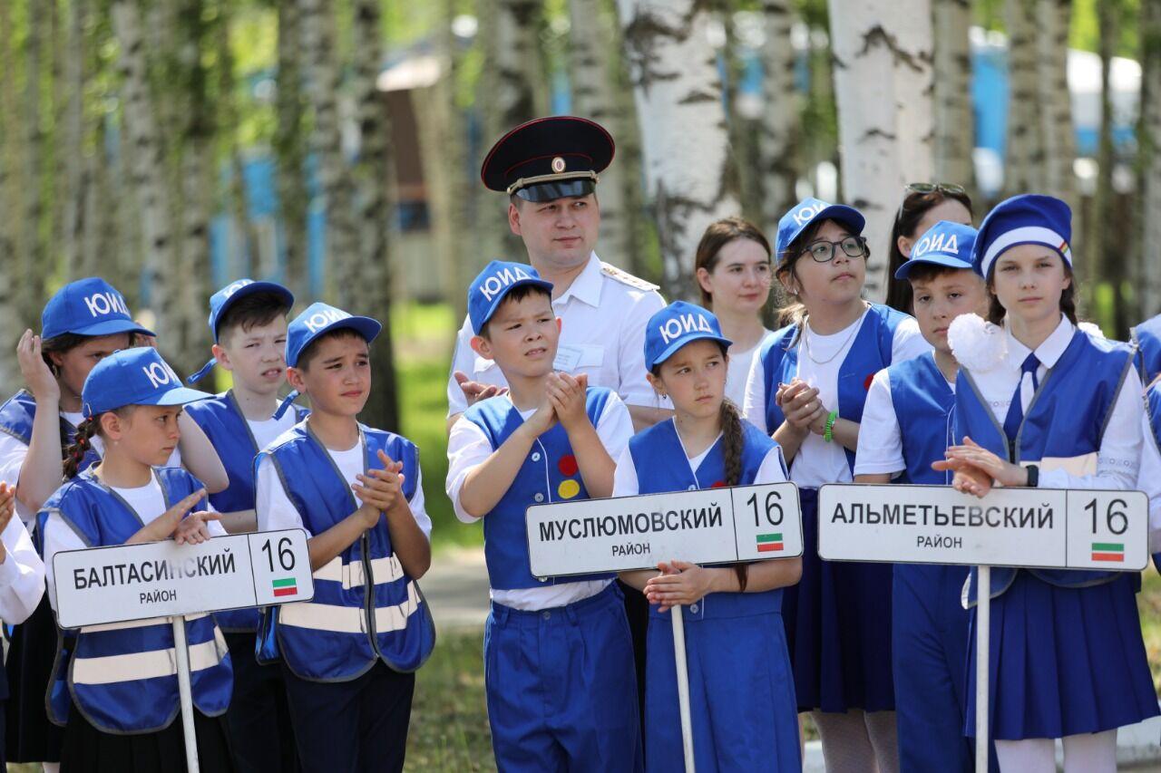 За звание лучшего знатока ПДД будут бороться 72 татарстанских школьника