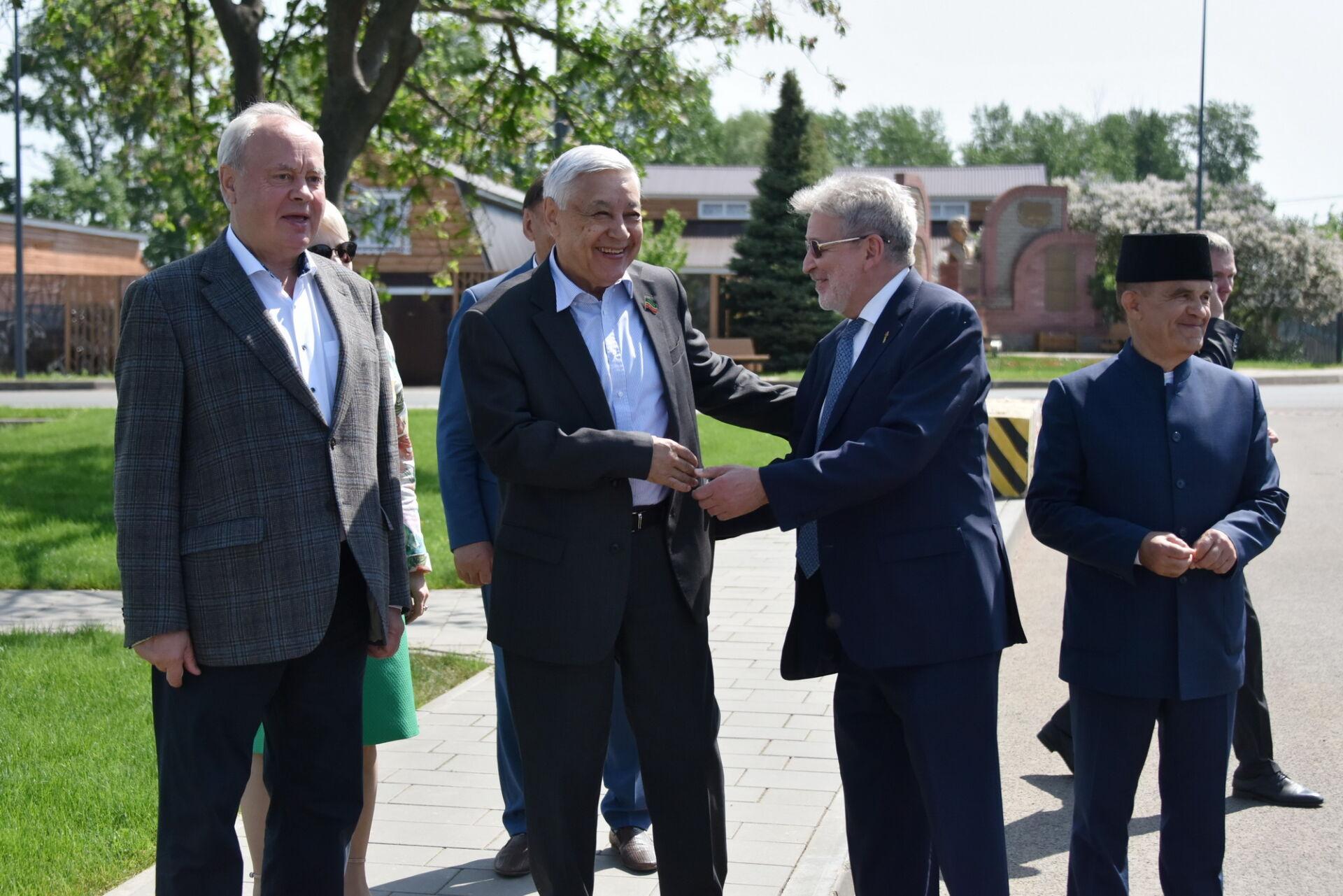 Башкирия поддержит инициативу Татарстана ограничить оборот оружия после трагедии в Казани