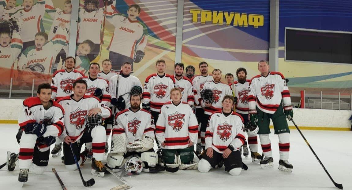 Казанская команда глухих по хоккею продолжит играть за счет нового гранта