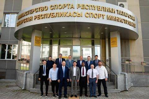 Казанский «Баскет-холл» может стать площадкой проведения боев чемпионата Европы по ММА