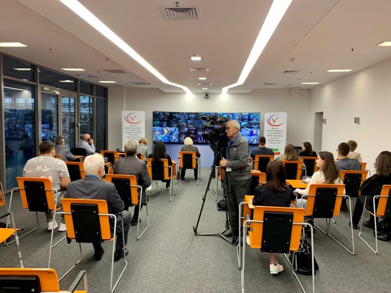 Камиль Садриев: Процесс голосования в Татарстане проходит максимально прозрачно