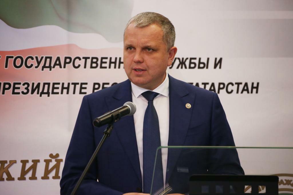 Конкурс профмастерства среди госслужащих Татарстана стартовал в КФУ