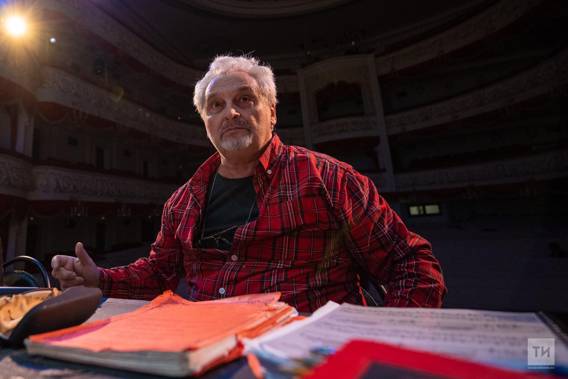 В Татарском театре оперы и балета готовится премьера оперы «Тоска»