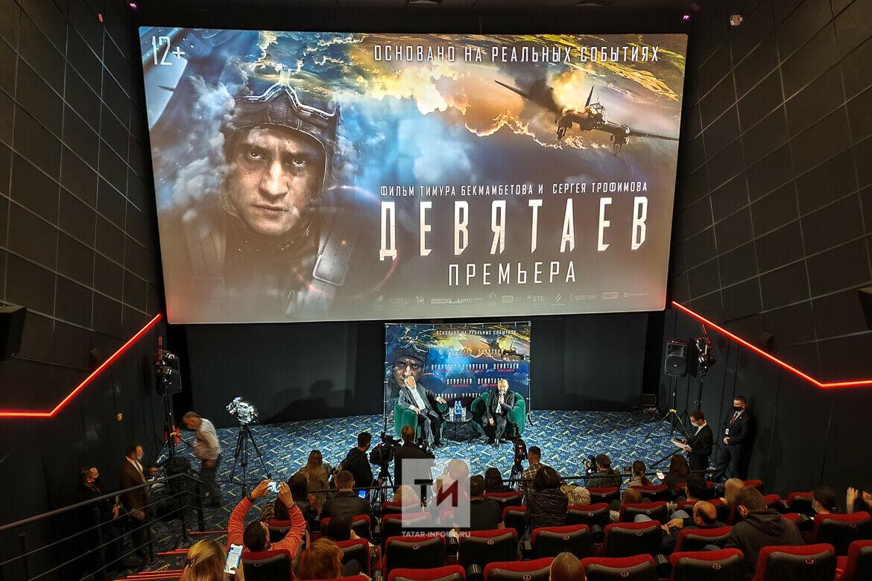 Фильм «Девятаев» в Казани: воздушные бои, молитва и татарская речь