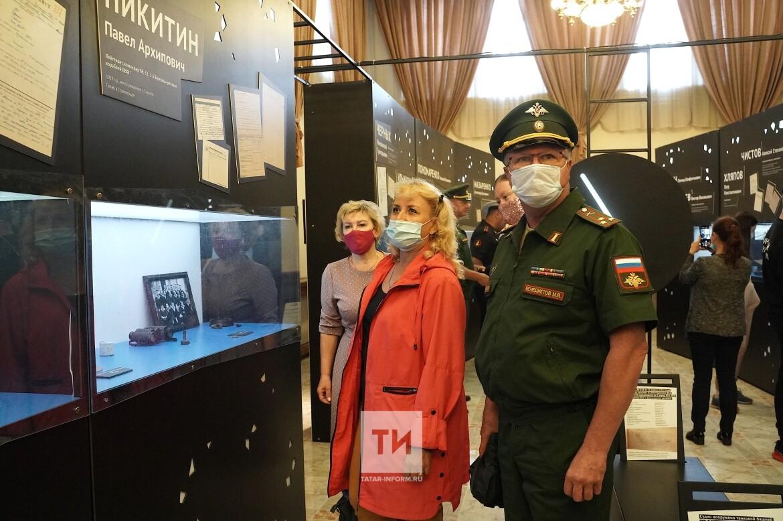 В Казани открыта передвижная выставка Русского географического общества