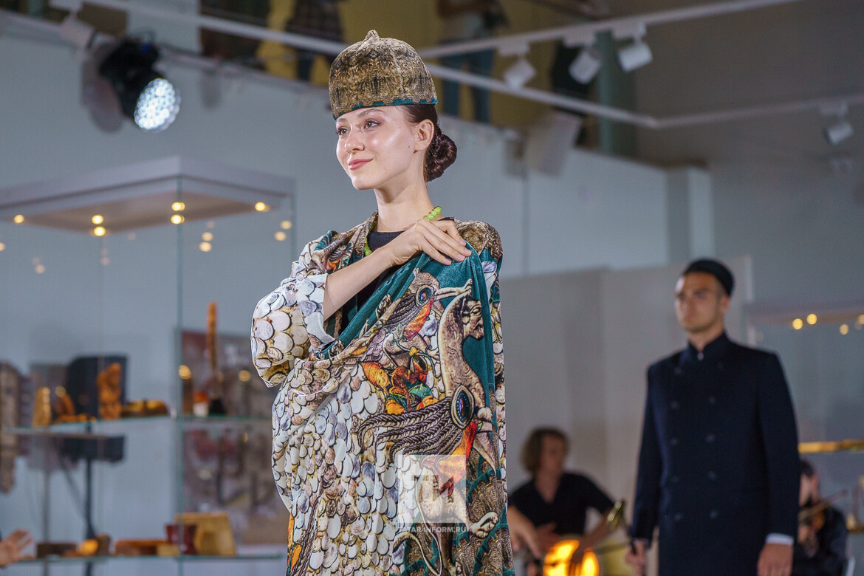 В Казани проходит I Этно-Fashion фестиваль